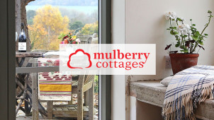 Enjoy 20% Off Selected Houses and Dates at Mulberry Cottages