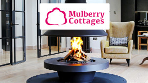 £40 Off Stays Before 30th September at Mulberry Cottages