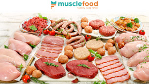 Save 25% on Your First Full Meal Plan at Muscle Food