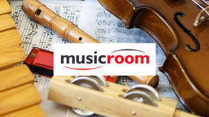 15% Off Orders Over £50 at Musicroom.com