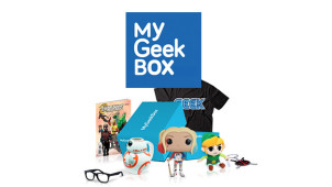£5 Off Orders Over £40 at My Geek Box