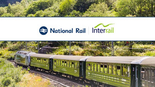 5% Off at InterRail