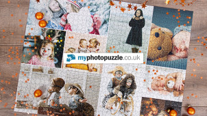 15% Off Orders Over £35 at My Photo Puzzle