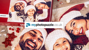 5% Off Orders Over £15 at My Photo Puzzle