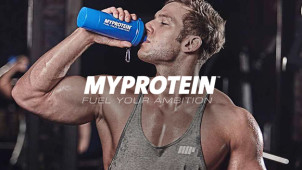 Extra 23% Off in the Up to 60% Sale at Myprotein.com