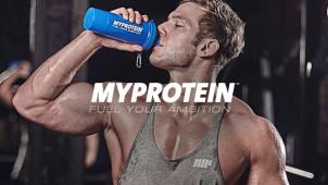 Exkluzivní sleva -45% na vybrané produkty od Myprotein.cz