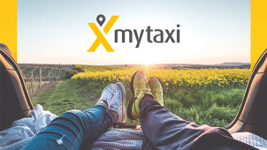 Download the Leading Taxi App in Ireland for Free at mytaxi