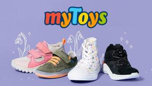 20% Extra-Rabatt auf Kinderschuhe bei myToys