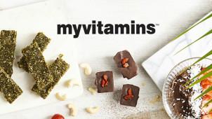 35% Off Orders at myvitamins