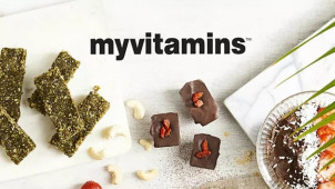 50% Off Orders at myvitamins