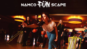 10% Off Online Bookings at Namco Funscape
