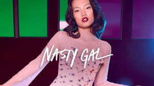 £15 Off Orders Over £60 at Nasty Gal