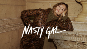 50% Off Orders at Nasty Gal