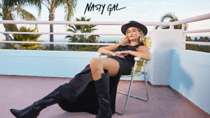 40% Off Sitewide at Nasty Gal - Ends Midnight!