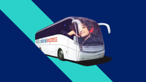 £5 One Way Fares to Hundreds of Destinations at National Express