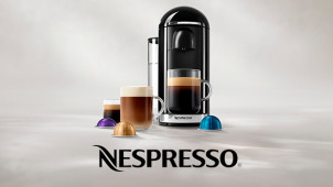 Nespresso Machine for Only £1 with Subscription Plans from £18 a Month at Nespresso