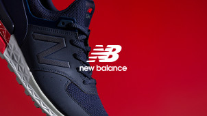 £15 Off Orders Over £75 at New Balance
