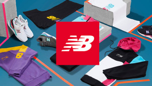 15% Off with Newsletter Sign-ups at New Balance