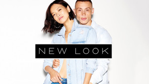 10% Off Orders with Newsletter Sign Ups at New Look