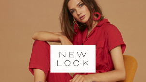 Up to 60% Off in the End of Summer Sale at New Look