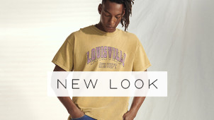 20% Discount on Your £40+ Order at New Look