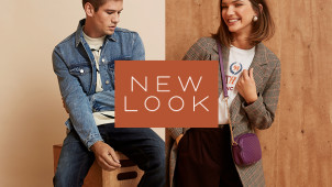 Find 60% Off in the Sale + Free Delivery on Orders Over €65 at New Look