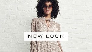 £10 Off Orders Over £50 at New Look - Bank Holiday Savings!
