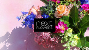 You Can Get Gift Cards from £10 at Next Flowers