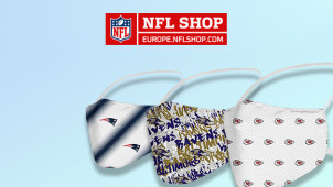 £5 Gift Card with Orders Over £65 at NFL Europe Shop