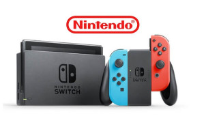 £5 Gift Card with Orders Over £200 at Nintendo Official UK Store