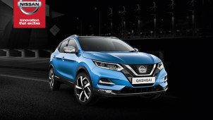 Benefit from a minimum of €2500 when part exchanging your used car for a new Nissan Qashqai!
