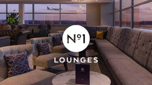 Up to 34% Off Airport Lounge Entry with Food & Drink for One at No1 Lounges