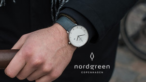 25% Off All Watches and Straps at Nordgreen
