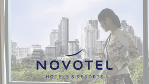 Up to 30% Off Advanced Bookings Plus Breakfast at Novotel Hotel
