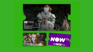 14 Day Free Trial of Sky Cinema Pass Plus £15 Retail Voucher When You Renew at NOW TV