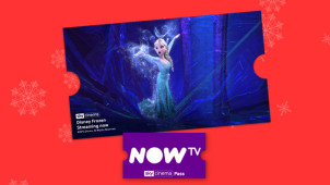 14 Day Free Trial of the Sky Cinema Pass Plus £20 Retail Voucher When You Renew at NOW TV