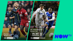 26% Off Sky Sports Month Pass at NOW TV