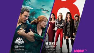 50% Off Sky Cinema Pass at NOW TV