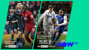 50% Off Sky Sports Month Pass at NOW TV