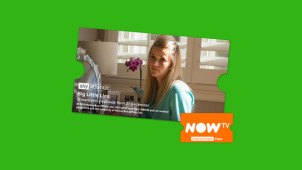 50% Off the Entertainment Pass at NOW TV