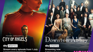 7 Day Free Trial of The Entertainment and Cinema Passes at NOW TV