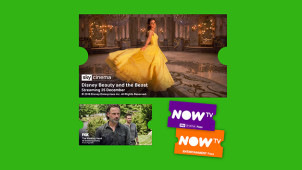 Black Friday Deals! 50% Off Sky Cinema and Entertainment Passes at NOW TV