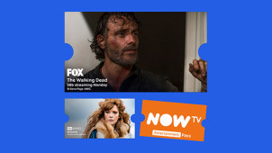 Over 45% Off the Entertainment Pass at NOW TV