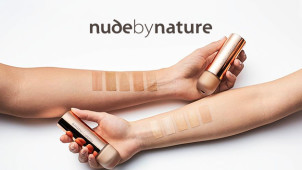 Free Gifts with Selected Orders at Nude by Nature