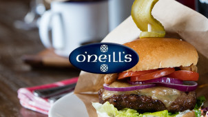 50% Off Mains at O'Neill's Pub & Grill