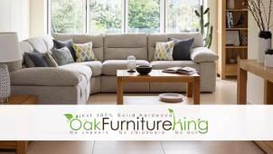 5% Off Orders at Oak Furniture King