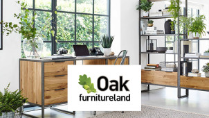 £200 Off Selected Orders in the Clearance at Oak Furniture Land