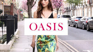 20% Off Selected Dresses at Oasis