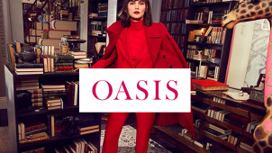 Oasis brings the latest high street fashion online from dresses to boots, jeans to accessories. Shop the latest styles in women's fashion today.