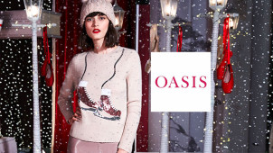 30% Off Selected Partywear Styles at Oasis